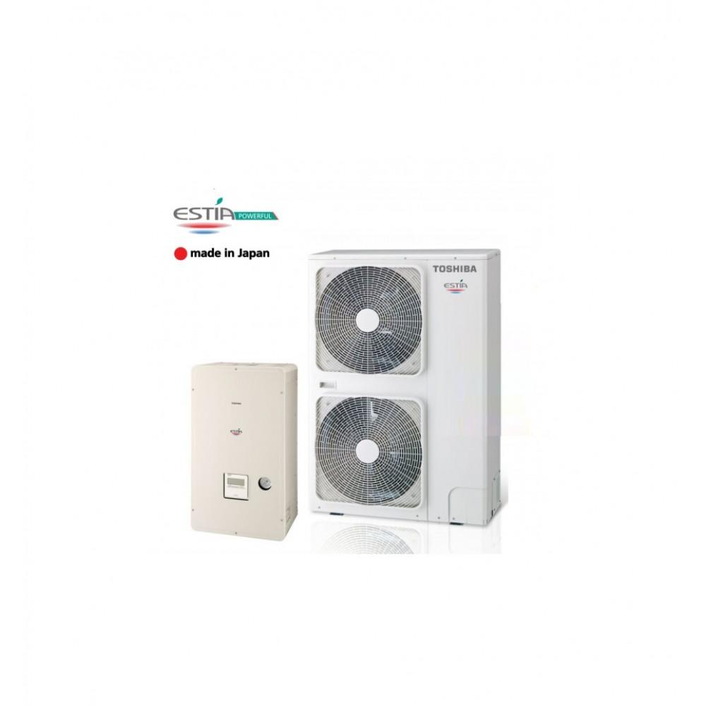 Термопомпа Toshiba ESTIA POWERFUL HWS-P1104 (18.05kW)