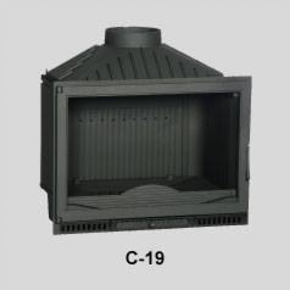 Камера за вграждане FG19 чугун - суха