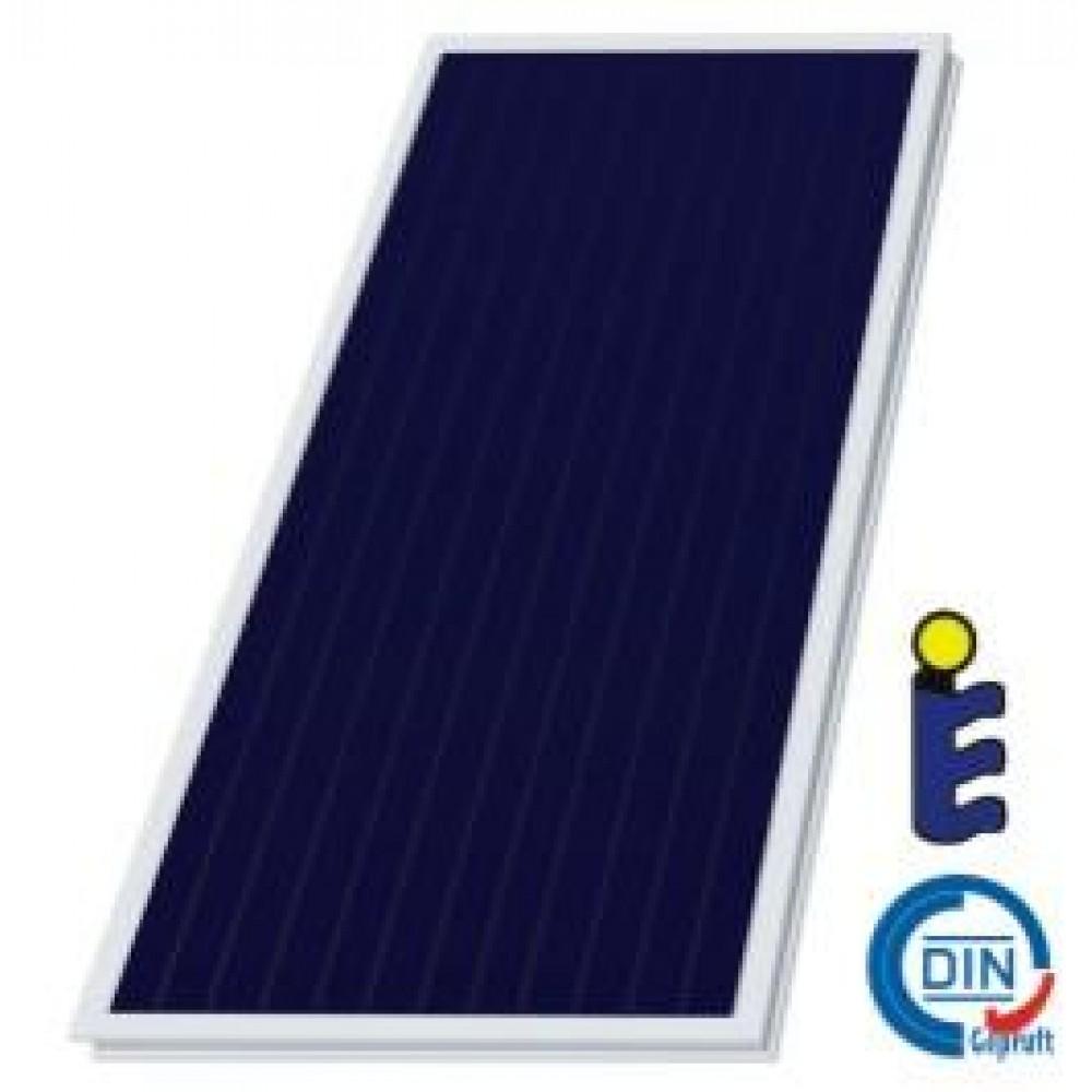 Селективен слънчев колектор 2.15м² NES