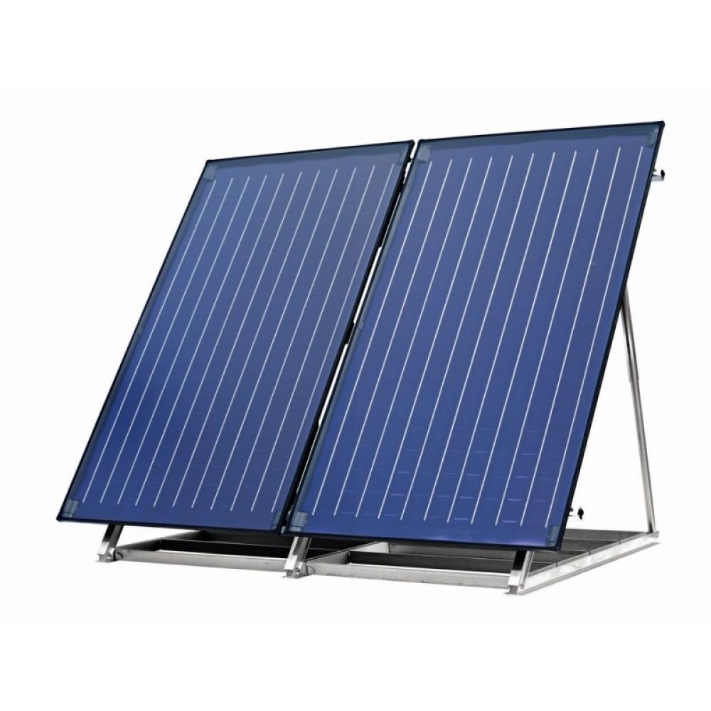 Селективен слънчев колектор 2.40m2 Bosch 5000TF